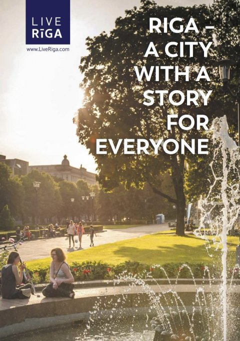 Riga - a city wih a story for everyone