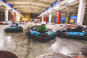Go-kart hall XL Riga