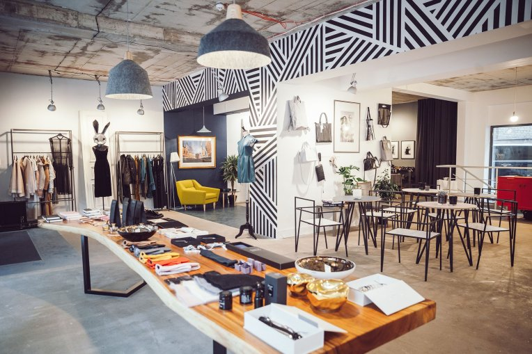 Riga's best shops