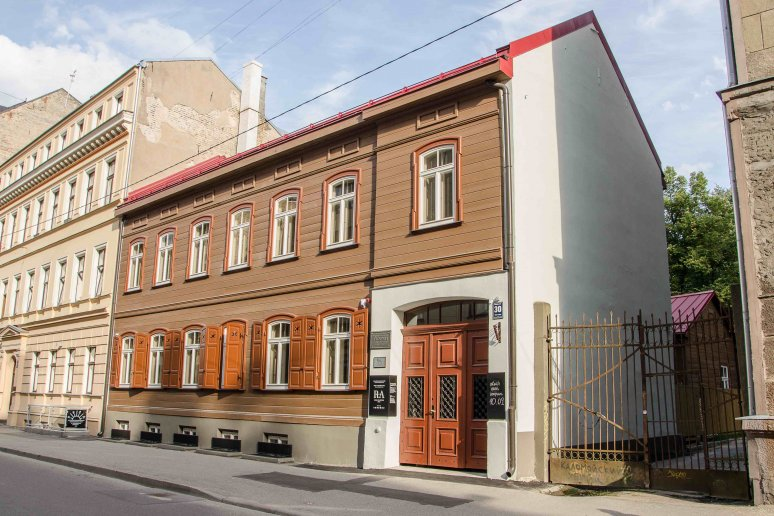 Rainis and Aspazija House-Museum
