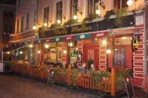 Paddy Whelan`s Irish Pub & Sports Bar