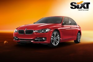 Sixt rent a car in Riga and all over Latvia