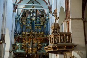 Concerto Piccolo — enjoy the unique sound of the Riga Dome organ in 20 minutes