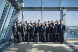 International Early Music Festival. The Latvian Radio Choir. Baroque and Renaissance Masterpieces