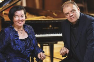 19th International Bach Chamber Music Festival. Piano duet AnNo