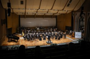 Opening concert of the Windstream spring festival