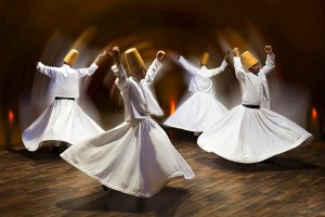 Turkish classical music and the Sema ceremony by Mevlevi Dervishes (Riga)