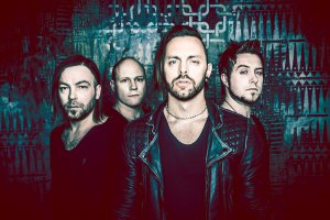 Bullet For My Valentine in concert