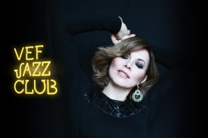 Calling You - concert by Jolanta Gulbe Pashkevich at Vef Jazz Club