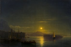 Ivan Aivazovsky painting exhibition - Metaphysics of Light