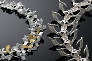 Exhibition by Finnish contemporary jewelry artists - Love and Expertise