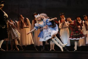 "Ballet for the whole family ""Coppélia"""