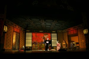 "Oper ""Madame Butterfly"""