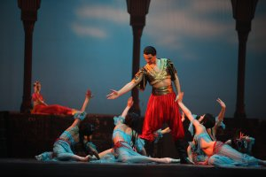 Ballet The Fountain of Bakhchisaray