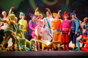 Ballet Snow White and the Seven Dwarfs