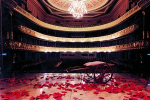 Tours at the Latvian National Opera