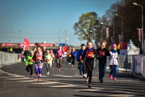 Children's Day at Rimi Riga Marathon