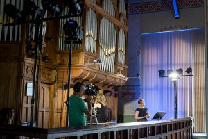 "Organ music festival ""Vox Angelica"" at Lutheran Church in Dubulti"