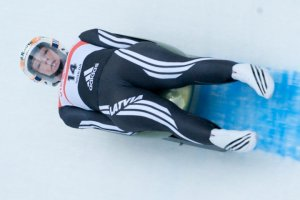 Stage of European Cup in bobsleigh and skeleton