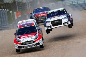 FIA World Rally Championship /Latvia round/