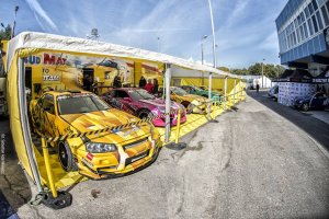 Drift Masters King of Riga, one of the largest drift competitions in Europe
