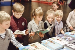 Latvian Book Fair 2020, an international book and publishing fair