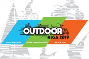 International trade show for outdoor adventure and recreational activities Outdoor Riga 2019