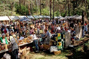 Applied Arts Fair at Ethnographic Open Air Museum